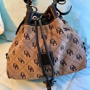 Dooney & Bourke Bag Authentic Hardware